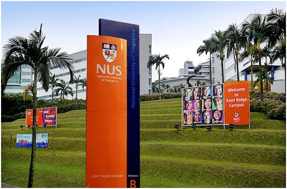 新加坡国立大学校园见面会