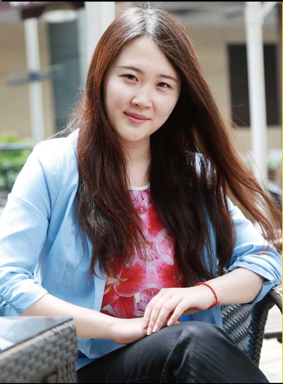 启德,Catherine Wu