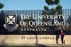 启德,澳洲,昆士兰大学