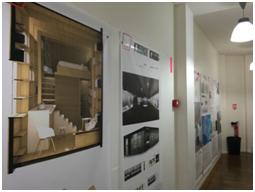 学生建筑模型