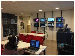 LISAA设计学院设施