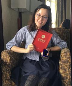 启德留学规划师庞怡然