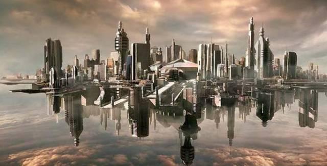 国际太空城市设计大赛图片