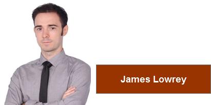 启德英国金牌名师James Lowrey