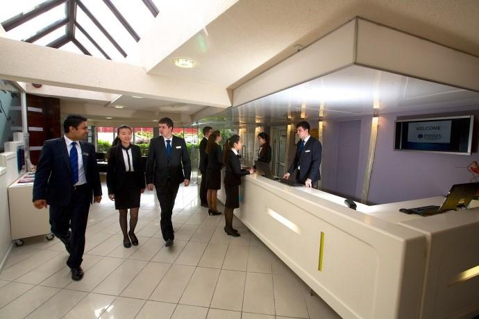 新西兰太平洋国际酒店管理学院