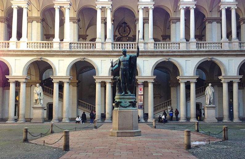 意大利校园图片
